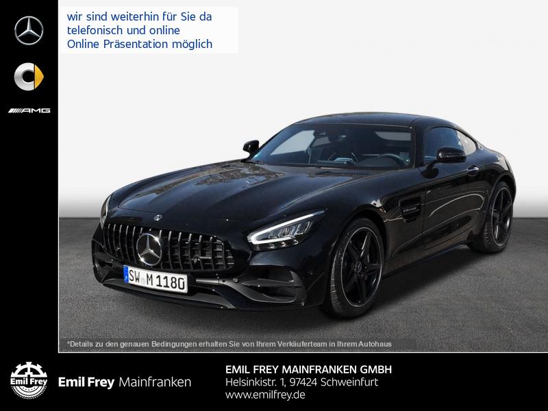 Mercedes-Benz AMG GT Coupe*Comand*NightP*Perf.-Sitze*Memory*, Jahr 2020, Benzin