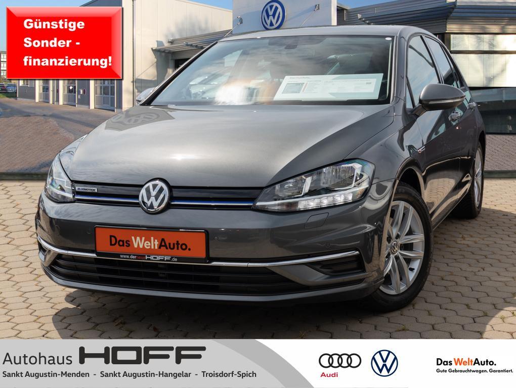 Volkswagen Golf VII 1.5 TSI DSG Bluem. Comfortl. Ergositze, Jahr 2019, Benzin