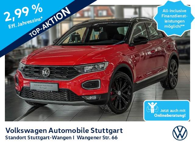 Volkswagen T-Roc Sport 2.0 TSI DSG Navi LED Kamera Pano ACC, Jahr 2020, Benzin