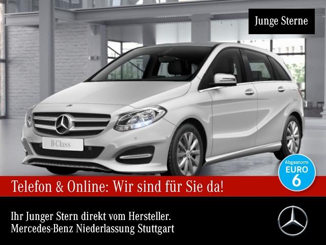 Mercedes-Benz B 180 Style Navi Laderaump 7G-DCT Sitzh Temp, Jahr 2017, Benzin