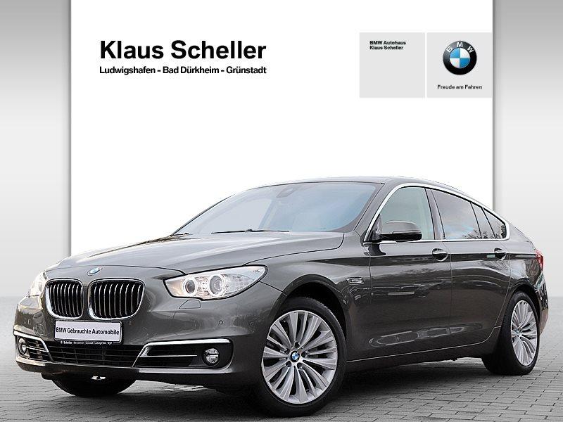 BMW 535d xDrive Gran Turismo Head-Up HiFi Xenon RFK, Jahr 2017, Diesel