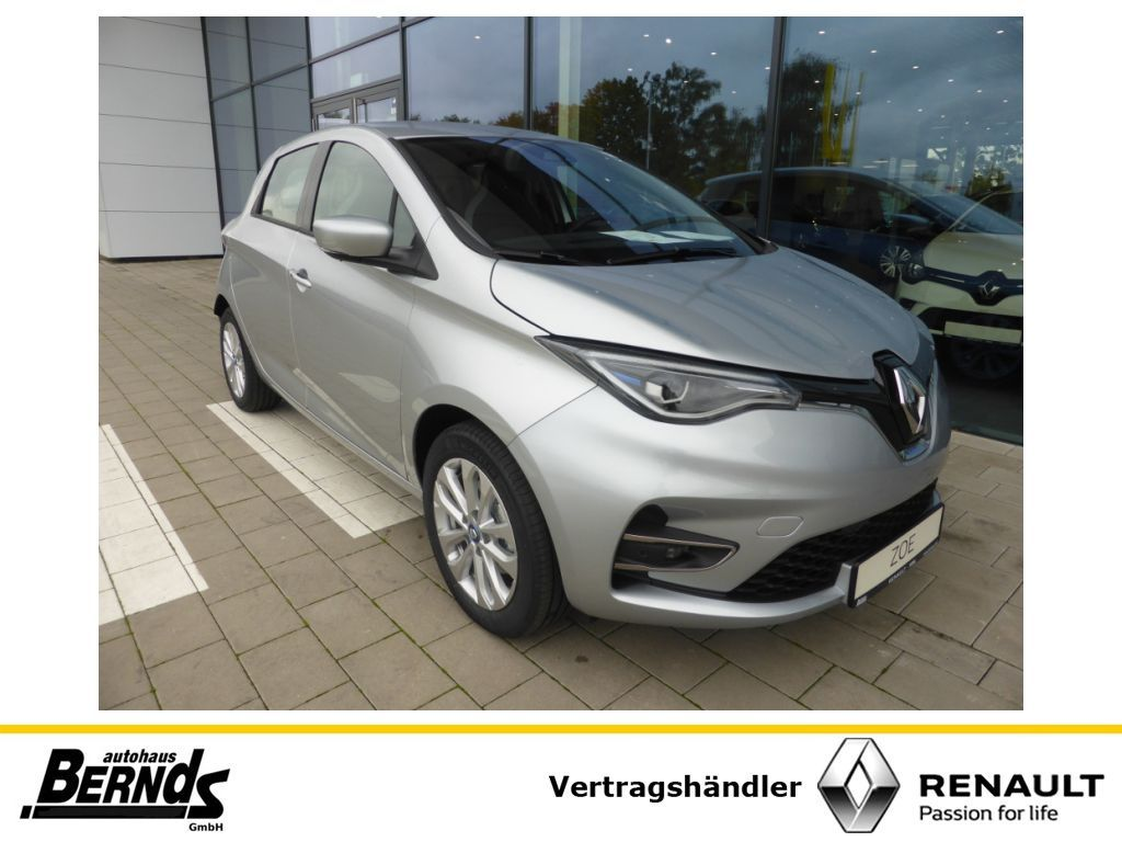 Renault ZOE (mit MIETBATTERIE) Z.E. 50 EXPERIENCE Ganzjahresreifen, Jahr 2020, Elektro