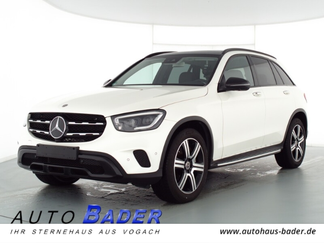 Mercedes-Benz GLC 400 d 4Matic Night Panorama Distronic Memory, Jahr 2020, Diesel