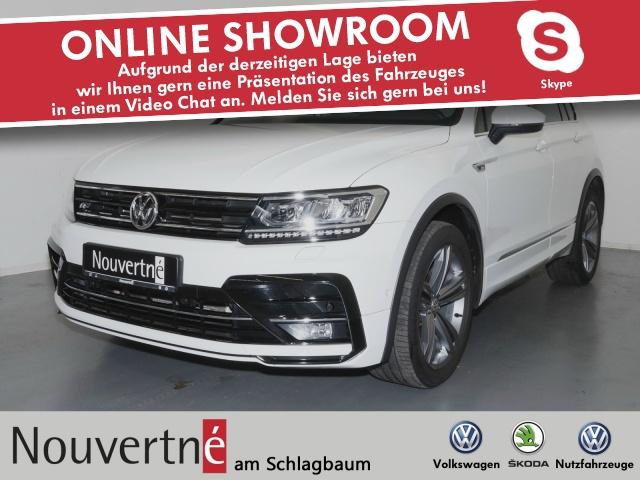 Volkswagen Tiguan 1.4 TSI 4Motion DSG R-Line + Navi + LED +, Jahr 2017, Benzin