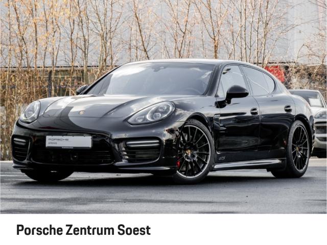 Porsche Panamera GTS 4.8/20''/LED/SURROUND VIEW/BOSE/SPORTABGAS/LEDER, Jahr 2015, Benzin