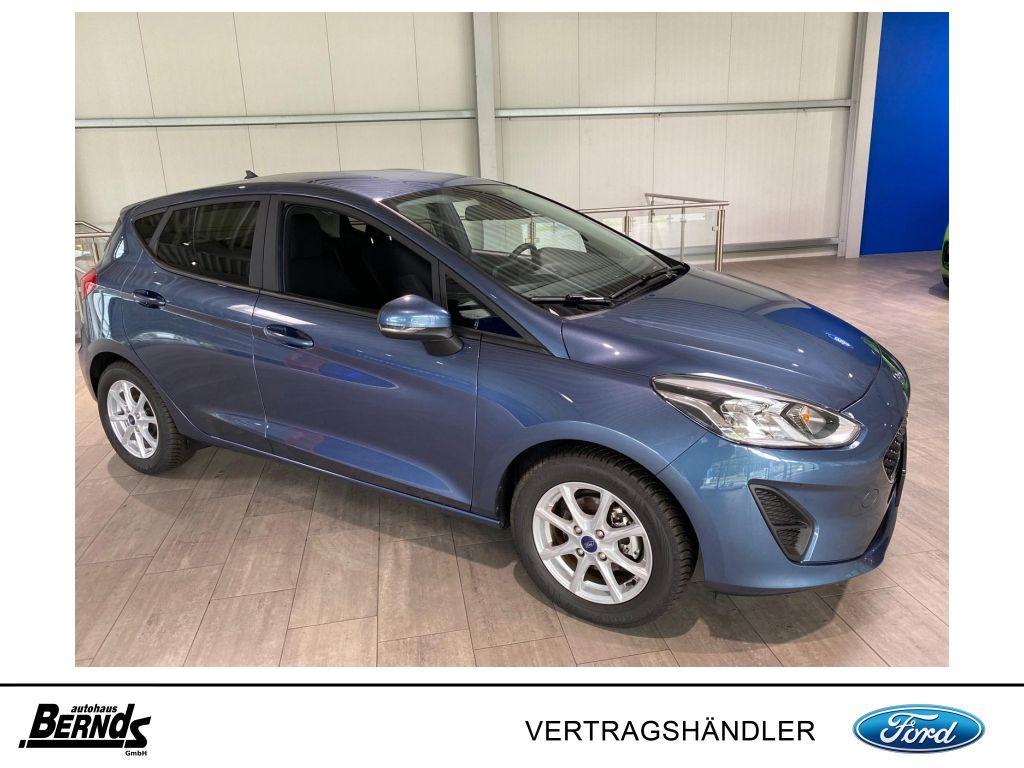 Ford Fiesta 1.1 S&S COOL&CONNECT KLIMA NAVI WINTER-Pk, Jahr 2020, Benzin