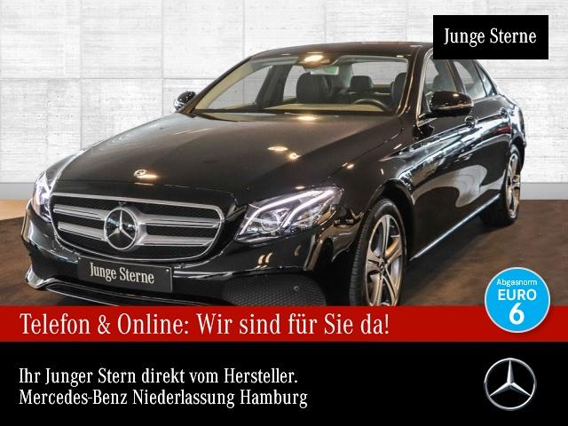 Mercedes-Benz E 220 d 4M Avantgarde Fahrass WideScreen 360°, Jahr 2018, Diesel