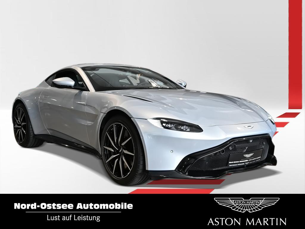 Aston Martin V8 Vantage Coupé- Aston Martin Hamburg, Jahr 2020, Benzin