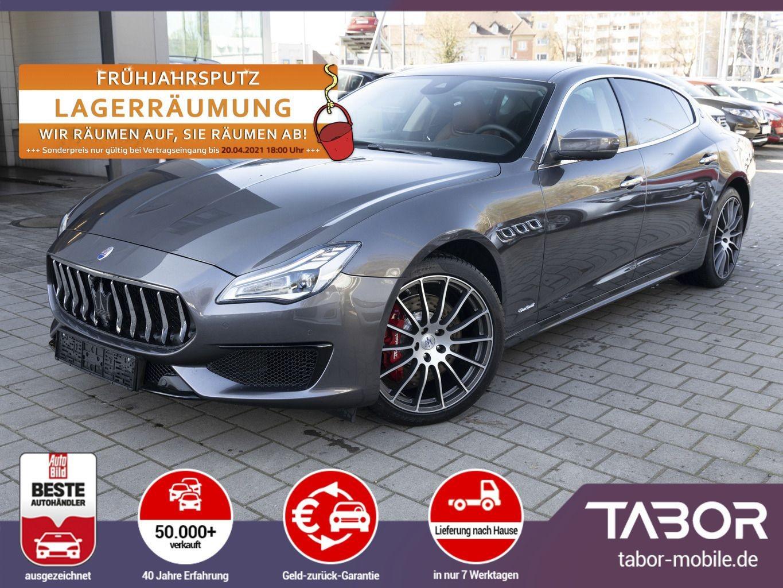 Maserati Quattroporte Diesel 3.0 V6 275 GranSport, Jahr 2021, Diesel