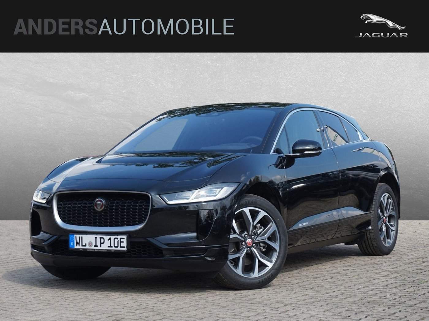 Jaguar I-PACE SE Luftfed, Pano Head Up, Jahr 2019, electric