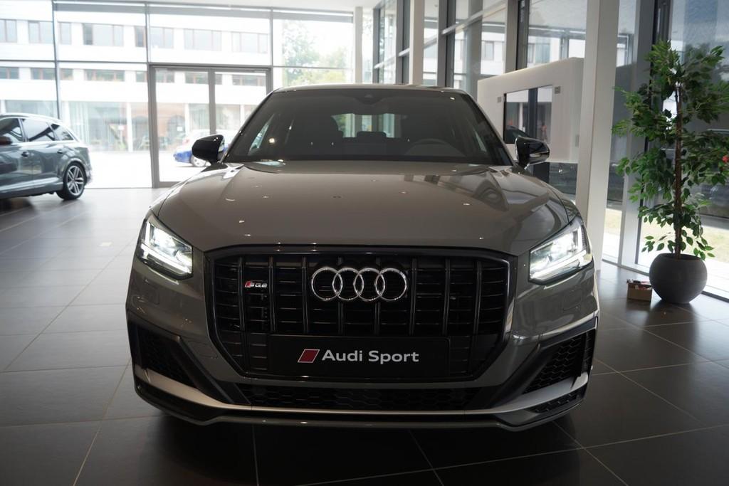 Audi SQ2 2.0 TFSI quattro *B&O*ACC*S-Paket*, Jahr 2020, Benzin