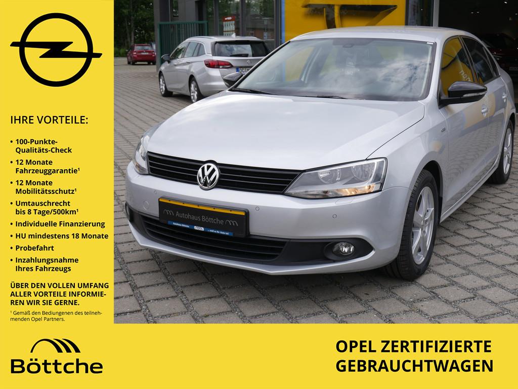 Volkswagen Jetta, Jahr 2012, Benzin