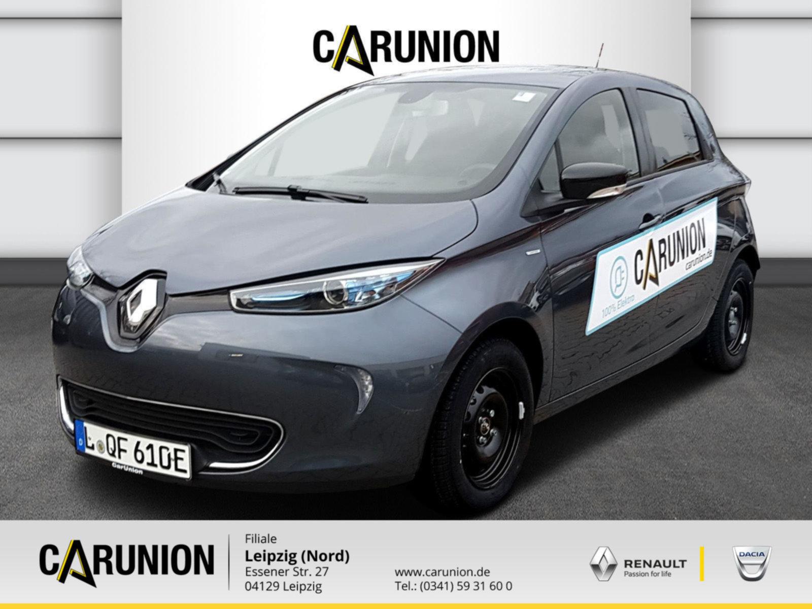 Renault ZOE LIFE Z.E.40 90 Limited Batteriem. Navi,PDC, Jahr 2020, Elektro