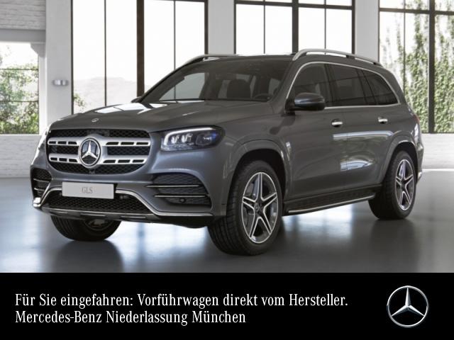 Mercedes-Benz GLS 400 d 4M AMG WideScreen 360° Stdhzg Multibeam, Jahr 2021, Diesel