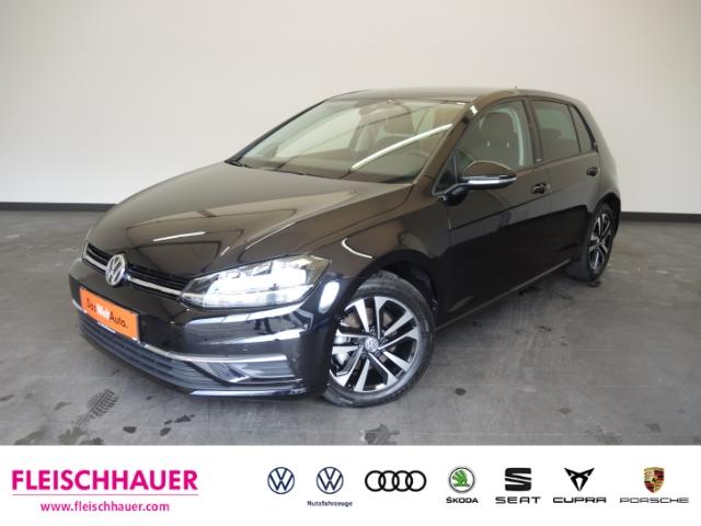 Volkswagen Golf VII IQ.DRIVE 1.5 TSI BMT, Jahr 2019, Benzin