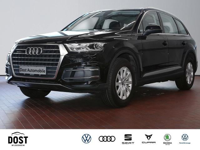 Audi Q7 quattro, 3.0 TDI, Automatik AHK XENON NAVI KL, Jahr 2018, Diesel