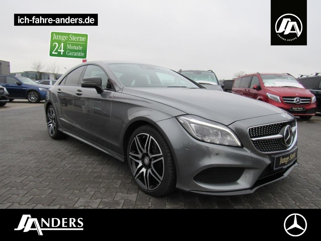 Mercedes-Benz CLS 350 d 4M AMG+Comand+SHD+Distr.+LED+Sthz.+Kam, Jahr 2016, Diesel