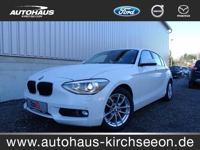 BMW BMW 116d Bluetooth Navi Klima PDC el. Fenster, Jahr 2013, diesel