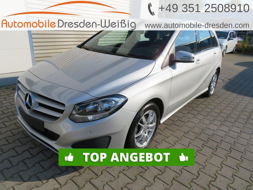 Mercedes-Benz B 180 CDI*Parkassist*Navi*Sitzheizung, Jahr 2016, Diesel