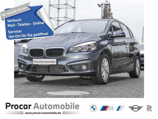 BMW 218 Active Tourer Advantage Aut. Navi Panorama, Jahr 2017, Diesel