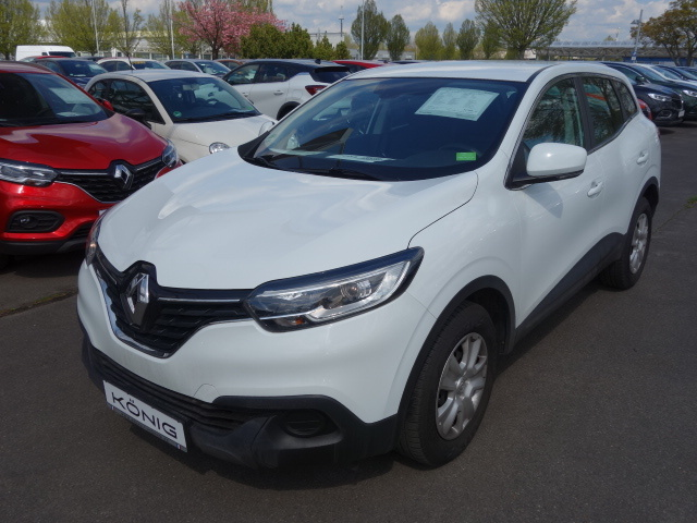 Renault Kadjar 1.2 TCe 130 Life ENERGY Klimaanlage EURO6, Jahr 2016, Benzin