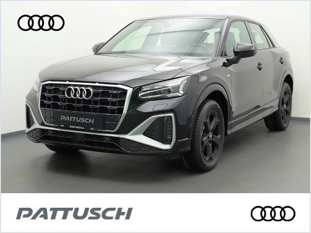 Audi Q2 S line 35 TFSI 150PS S tronic, Jahr 2020, Benzin