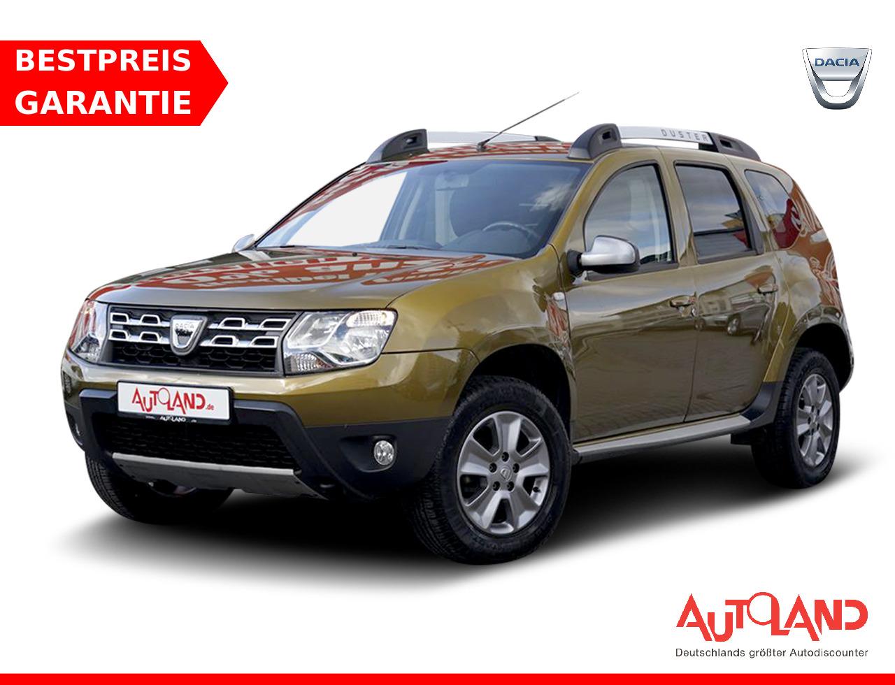 Dacia Duster, Jahr 2017, Benzin