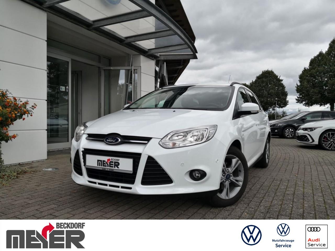 Ford Focus Kombi 1.0 EcoBoost SYNC Edition Klima, Jahr 2014, Benzin