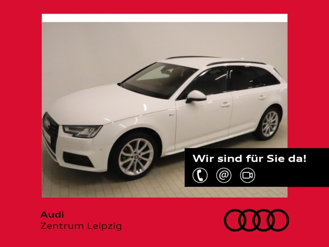 Audi A4 Avant 2.0 TFSI g-tron sport *S line*LED*, Jahr 2018, Gas