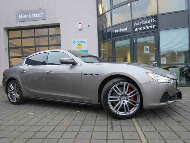 Maserati Ghibli 3.0 D Exclusive Euro6 20Zoll/Kam/Glasdach, Jahr 2017, Diesel
