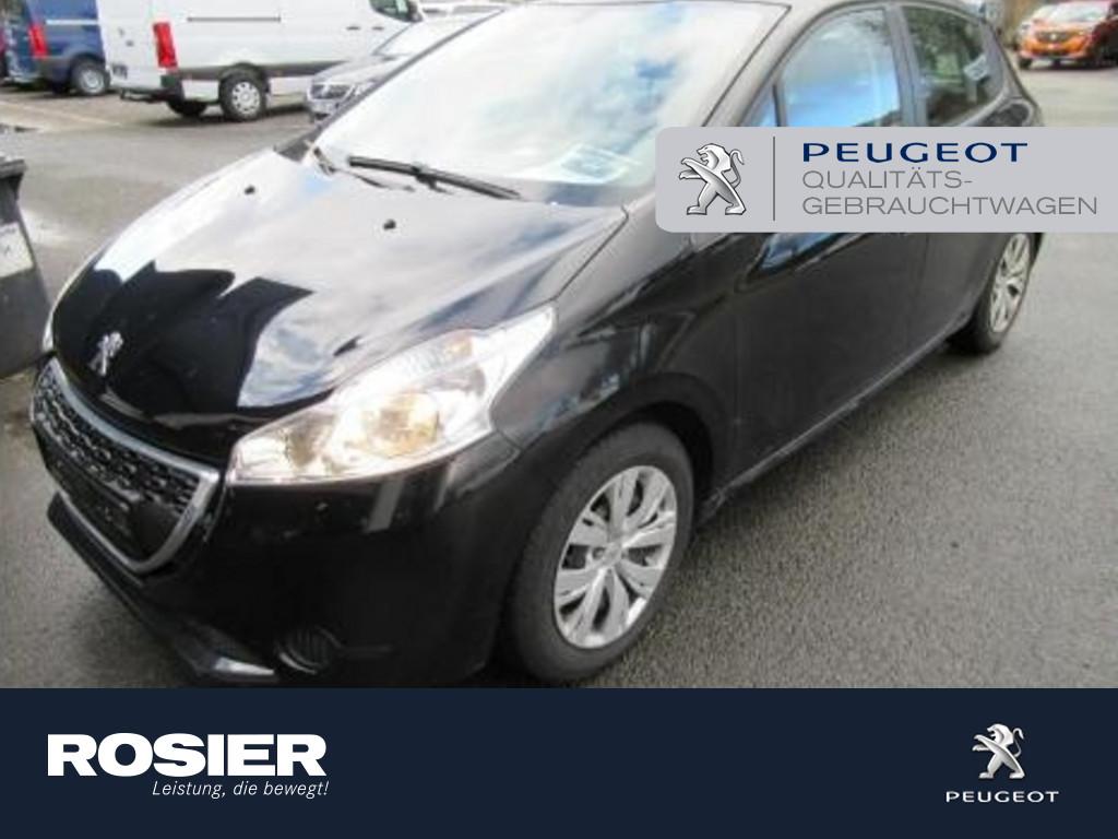 Peugeot 208 1.0 VTi/PT68 Active Einparkh. Klima Bluetoot, Jahr 2015, Benzin