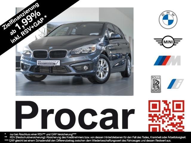 BMW 218 Active Tourer Klimaaut. PDC Außensp.Paket, Jahr 2015, Benzin