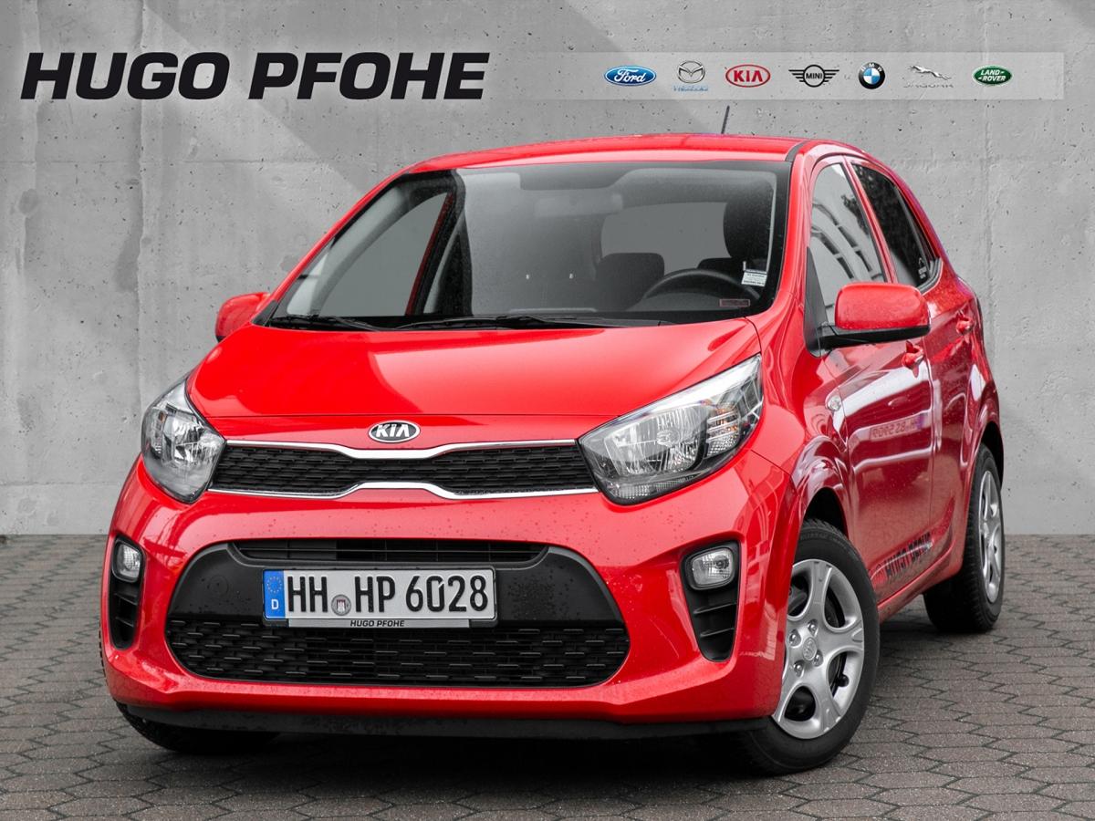 Kia Picanto Edition 7 1.2 62 kW. 5-türig, Jahr 2020, Benzin