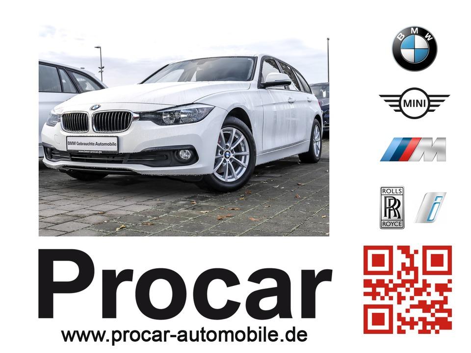 BMW 316d Touring Advantage Navi Klimaaut. PDC Shz, Jahr 2015, diesel
