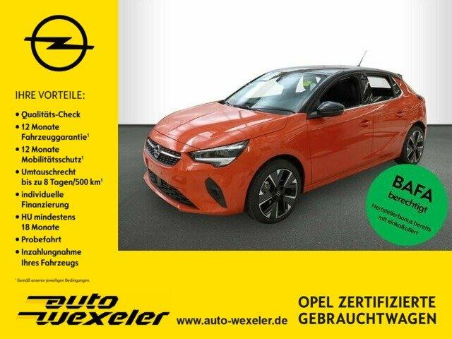 Opel Corsa F-e (-5.000,-EUR BAFA) Elegance,ACC,Leder,Matrix,Navi-Pro,Keyless, Jahr 2020, Elektro