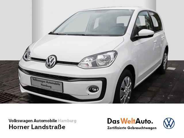 Volkswagen up! 1.0 move up! Klima Sitzheizung 4-türig Nebel, Jahr 2017, Benzin