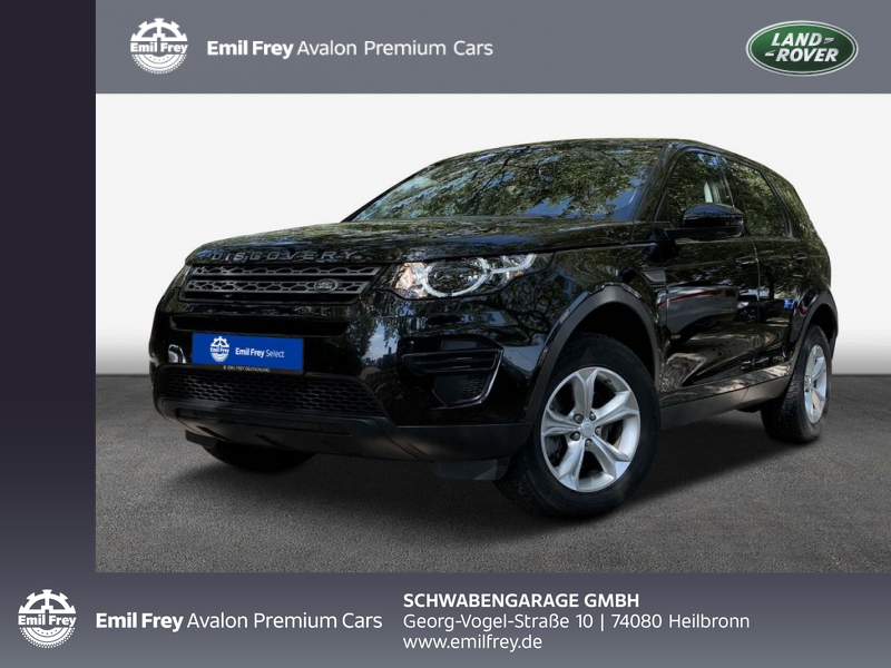 Land Rover Discovery Sport TD4 Aut. Pure, Jahr 2017, Diesel