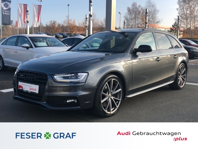 Audi S4 Avant 3.0 TFSI qu ACC-S Sitze-Pano-B&O-Stdhzg-AHK-Navi-, Jahr 2015, petrol
