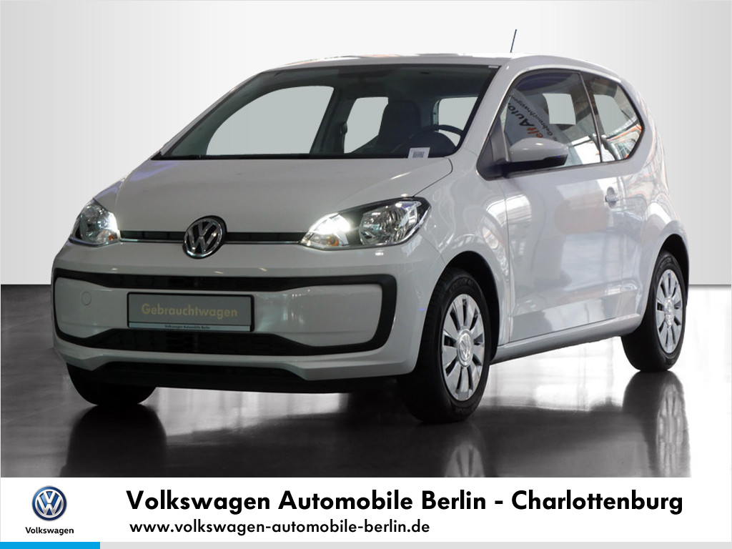 Volkswagen up! 1.0 move up!, Jahr 2017, Benzin