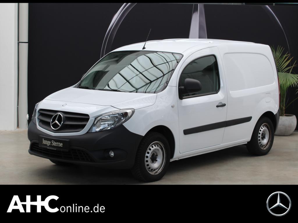 Mercedes-Benz Citan 109 Kasten lang 3 Sitze Klima Flügeltüren, Jahr 2015, Diesel