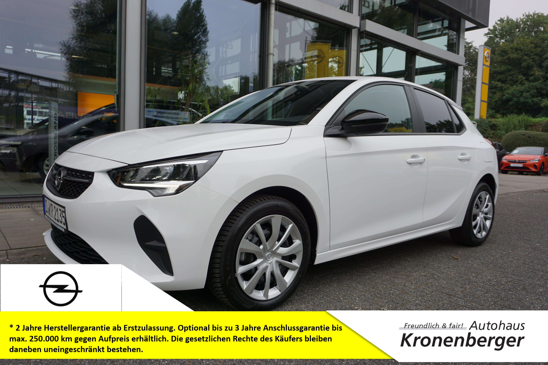 Opel Corsa F 1.2 Edition AT AppleCarPlay, Jahr 2021, Benzin