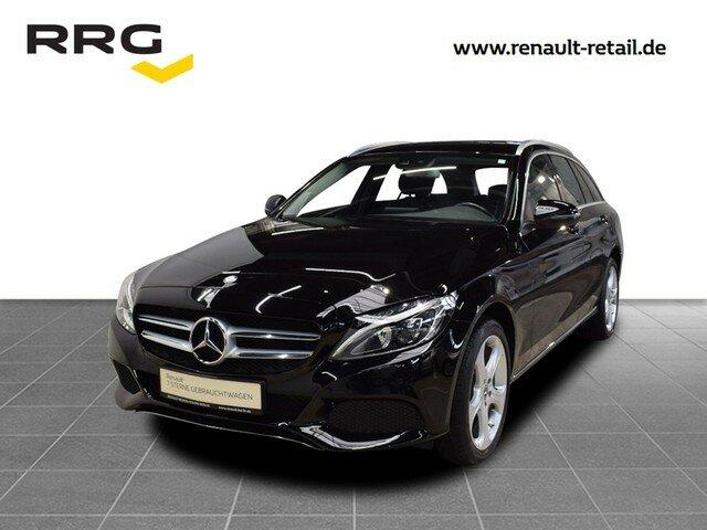 Mercedes-Benz C 200 T 9G-TRONIC AVANTGARDE KOMBI, Jahr 2017, Benzin