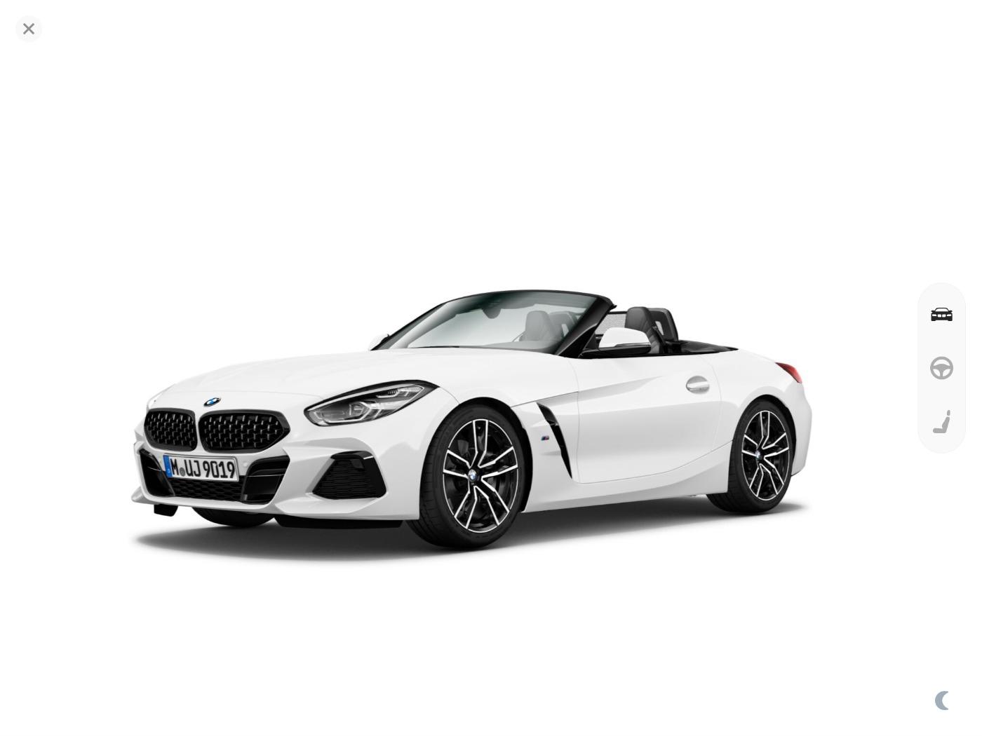 BMW Z4 sDrive20i M SPORT Navi Leder HIFI DrivingAss., Jahr 2020, Benzin