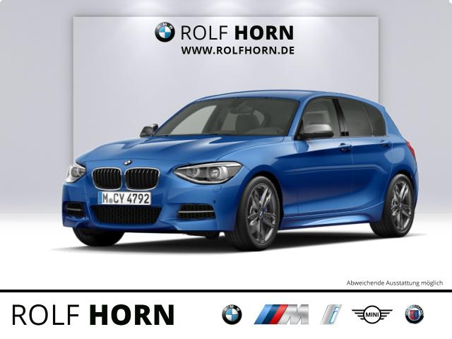 BMW M135i xDrive Autom. PDC H&K Sitzhzg Xenon Freisp, Jahr 2014, Benzin