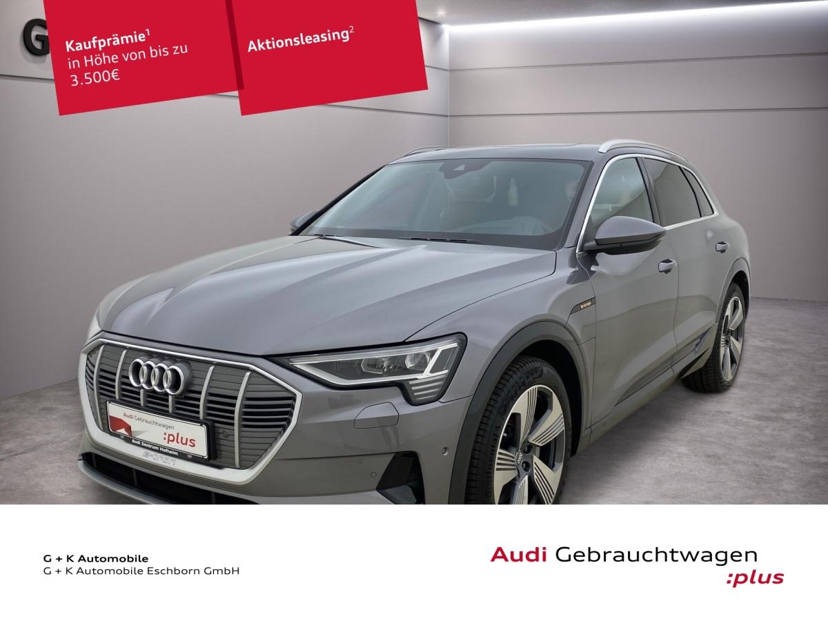 Audi e-tron 55*EUPE 113.045*Air*Pano*TV*B&O*Kamera*HU, Jahr 2020, Elektro