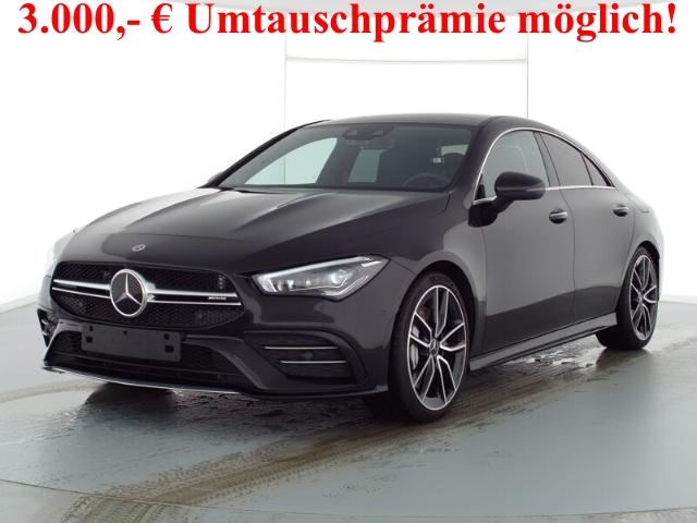 Mercedes-Benz CLA 35 AMG 4M+Pano-D+Multib.+360+Distronic+StHz+Sound, Jahr 2020, Benzin