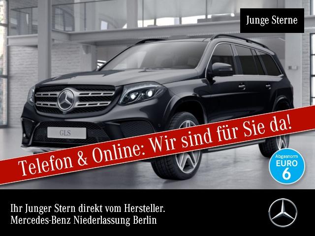 Mercedes-Benz GLS 500 4M AMG Exkl-Paket 360° Stdhzg Pano Harman, Jahr 2016, Benzin