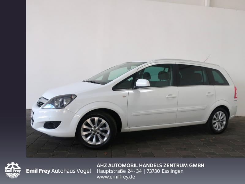 Opel Zafira 1.6 ecoFLEX Enjoy, Jahr 2013, Benzin