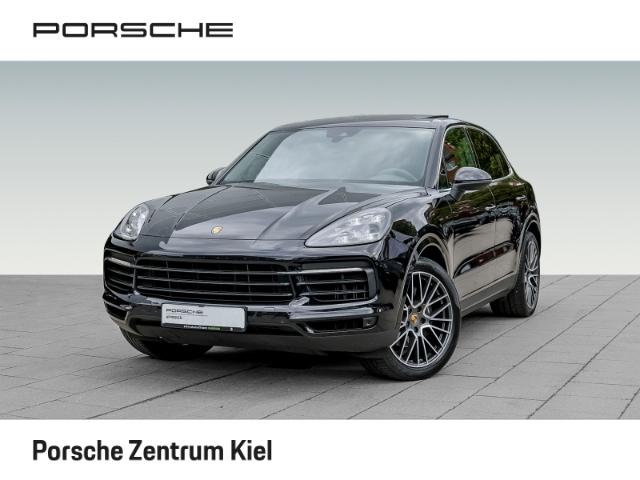 Porsche Cayenne LUFTFEDERUNG AHK 21ZOLL PANODACH MATRIX, Jahr 2018, Benzin