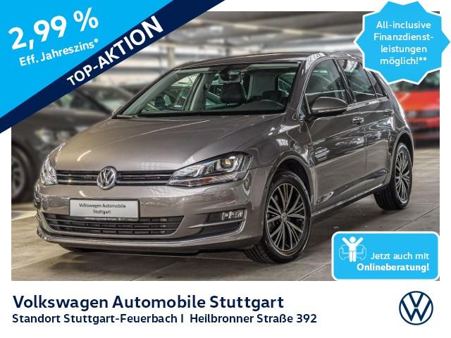 Volkswagen Golf VII 1.6 TDI Navi Tempomat, Jahr 2016, Diesel